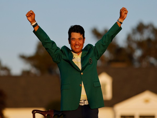 Golf News: Magical Matsuyama makes Masters history for Asia