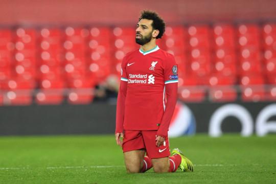 Salah will want to be playing Champions League football next season