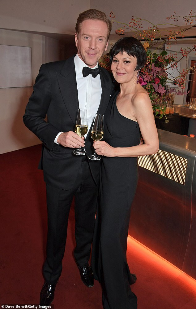 Harry Potter star Helen McCrory has passed away at 52 after 'heroic battle' with cancer as her heartbroken husband Damian Lewis confirms news