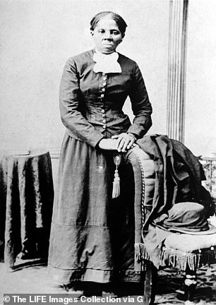 The childhood home of famous Underground Railroad conductor Harriet Tubman (pictured) has been discovered in Maryland