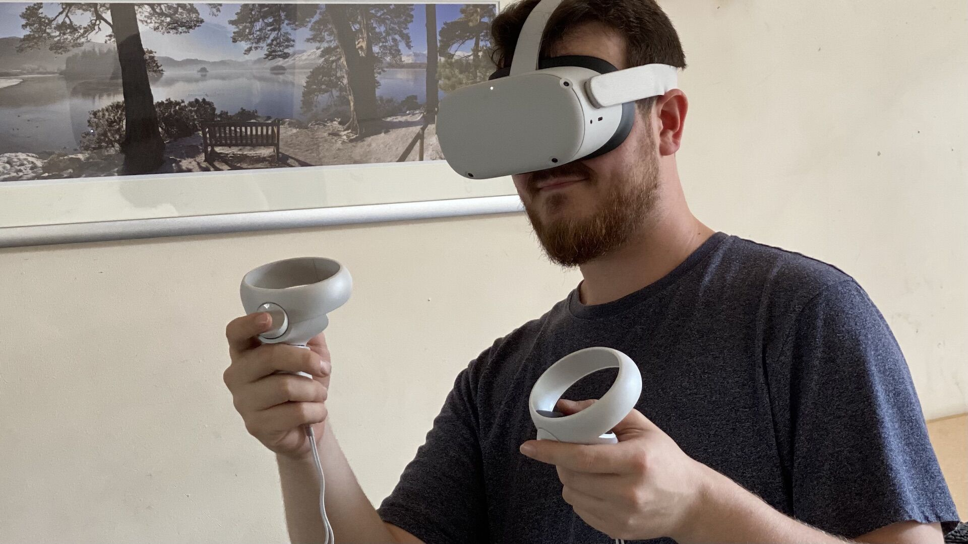 Oculus Air Link makes Quest 2 wireless with PC