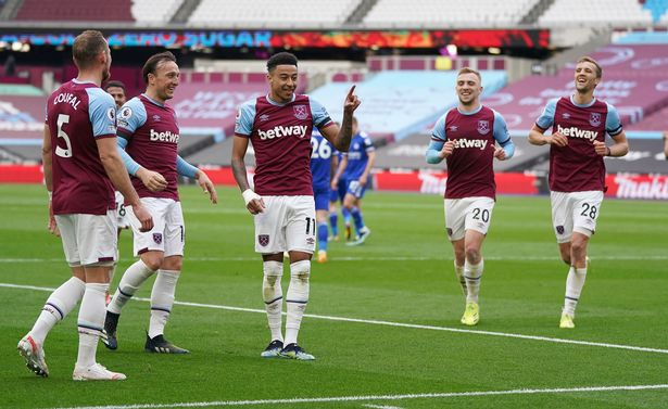 All players who attended the house party were left out as Leicester lost to West Ham on Sunday