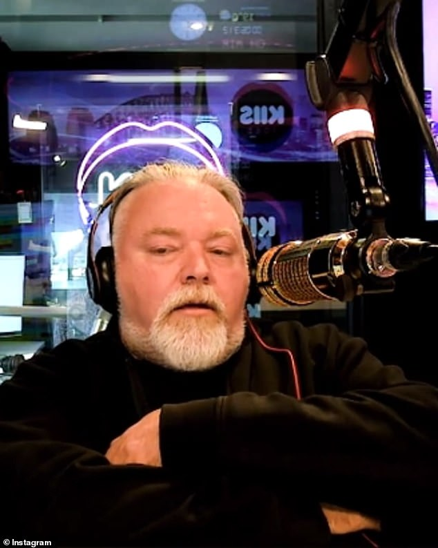 Outrageous: Kyle Sandilands has revealed intimate details about his sex life in a new interview with Mia Freedman's No Filter podcast
