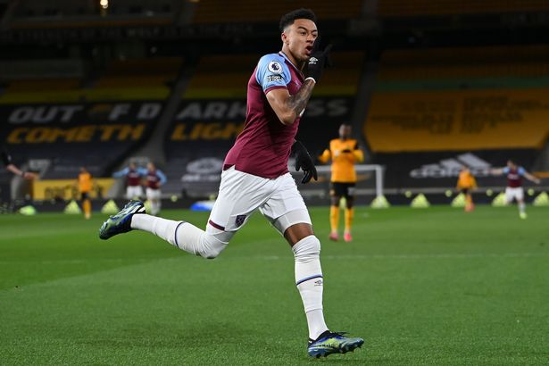 The Englishman has been in brilliant form for West Ham this season