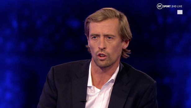 Crouch handed the attacking midfielder advice over his next move