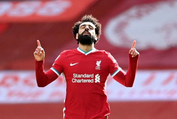 Mohamed Salah has been prolific throughout his Liverpool career