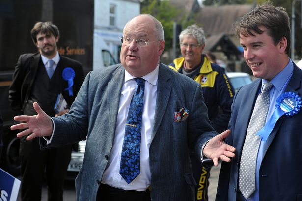 Tory Lord Pickles, who chairs the ACOBA 'revolving door' watchdog