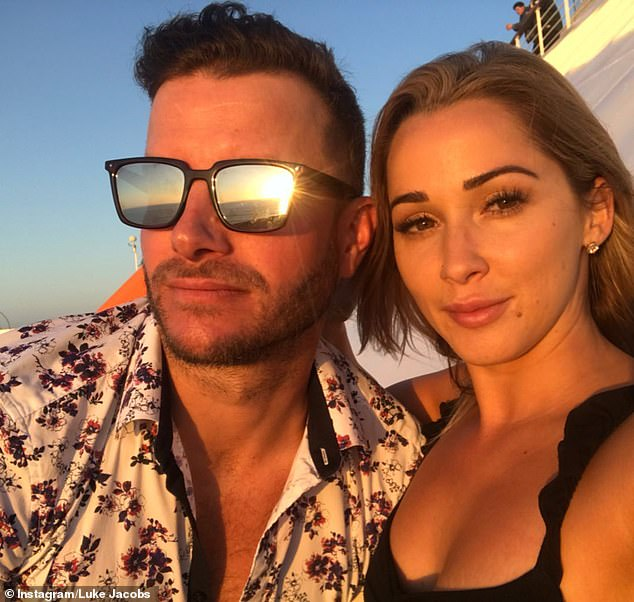 She's on her way!After 15 months of separation due to COVID-19 travel restrictions, Luke Luke Jacobz' American fiancée Raychel Stuart is finally heading Down Under.Speaking to Woman's Day, the Dancing With The Stars contestant revealed 'She'll be here in June!'