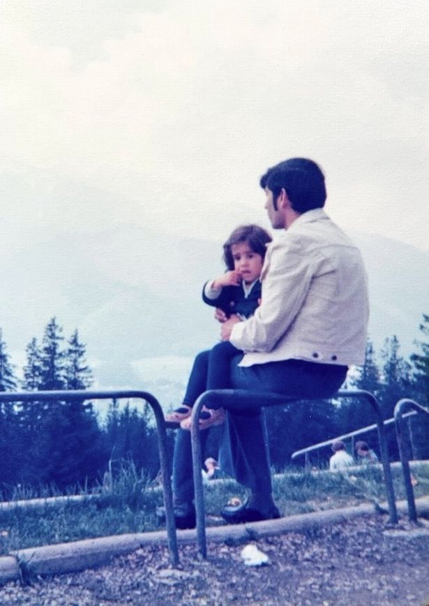 Rosena Allin-Khan posted a sweet picture of her father Mohammad Aslam Khan on Twitter