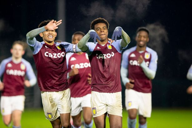 Carney Chukwuemeka has shone for Aston Villa for their development sides and could be in line for a senior debut