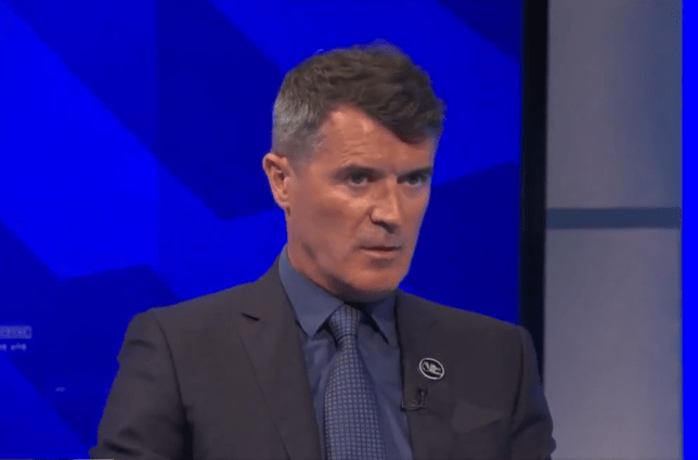 Roy Keane was critical of Arsenal and Fulham after the Premier League stalemate