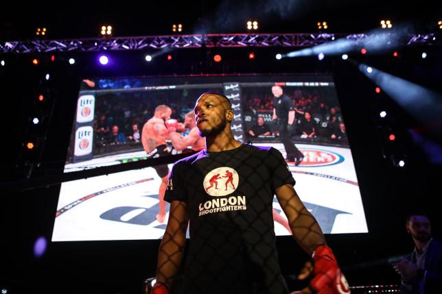 Bellator Dublin: Gallagher vs. Salazar and Michael Venom Page (Picture: Bellator MMA/Lee Hamilton- Cooper)
