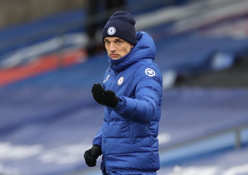 No time like the present as Chelsea's Tuchel targets instant success