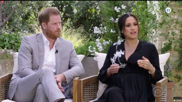 Meghan Markle and Prince Harry spoke out in their tell-all interview with Oprah