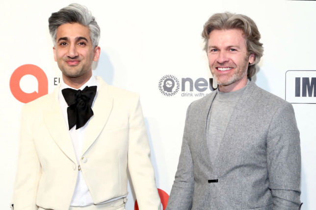 Queer Eye's Tan France expecting a baby boy via surrogate with husband Rob