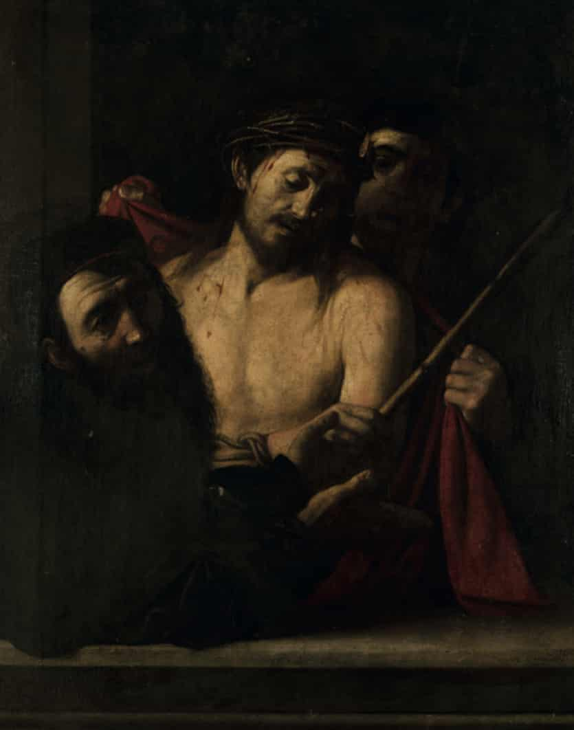 Crowning of Thorns, which was thought to be by the circle of José de Ribera. Pulled from sale by the culture ministry of Spain.