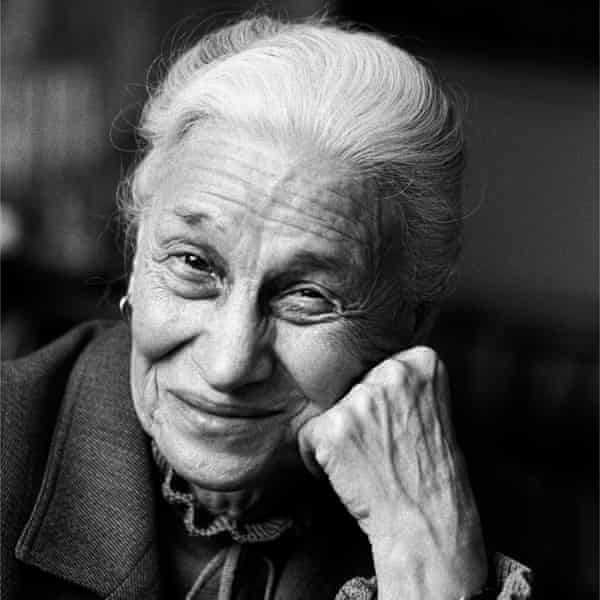 Magnum photo agency founder Eve Arnold, pictured in 1997.