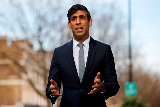 Chancellor Rishi Sunak's texts to David Cameron were released through a freedom of information request