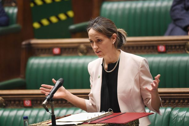 """Helen Whately also refused to guarantee the end of lockdown rules will be """"irreversible"""", as the Prime Minister repeatedly said"""