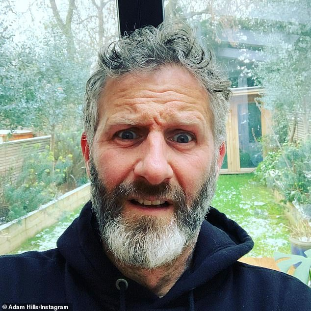 Crazy:Spics and Specks host Adam Hills, 50, has revealed his craziest moment with a celebrity... ahead of the reboot of the classic ABC series