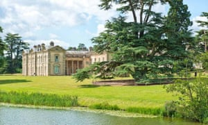 Compton Verney in Warwickshire.