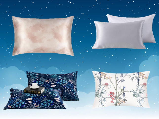 The best silk pillowcases for all price ranges