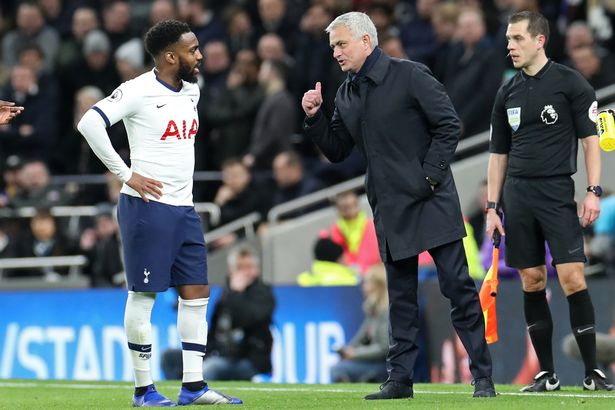 Rose is believed to be one of a number of players Mourinho has fallen out with