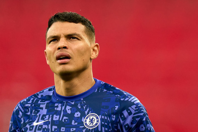 Thiago Silva confirms desire to extend Chelsea contract after Champions League progress