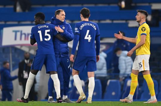 The Blues underwhelmed against Brighton