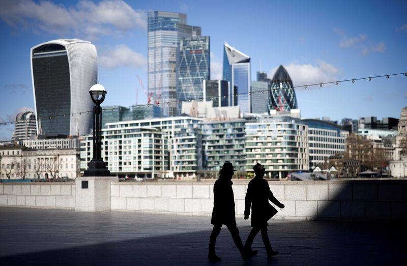 UK economy to return to pre-COVID-19 level around mid-2022 - Reuters poll