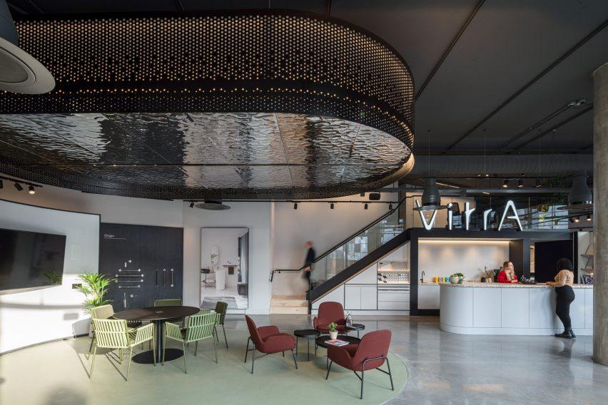 VitrA London interior
