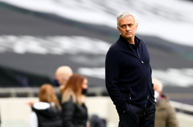The Special One is under pressure to deliver Champions League football