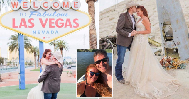 A woman was devastated to discover her new husband had cheated on her - the day after their WEDDING