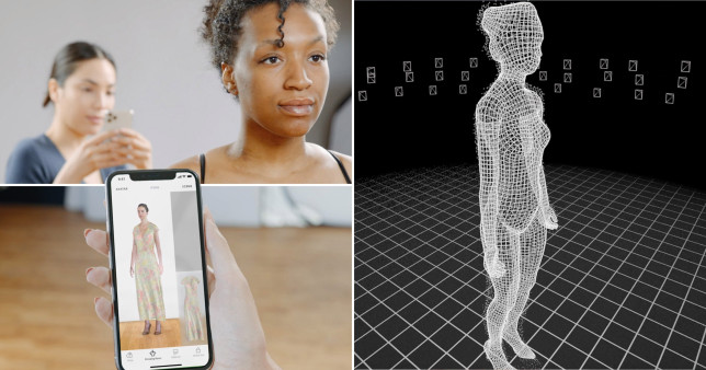 Reactive Reality avatar