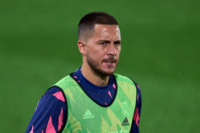 Eden Hazard has been criticised following Real Madrid's Champions League defeat to Chelsea