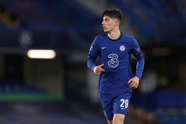 """Kai Havertz believes he is now playing in his """"perfect position"""""""
