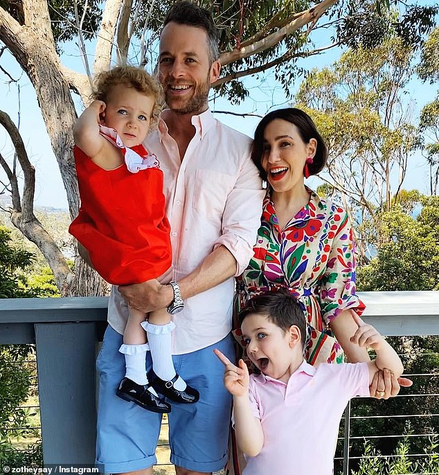 Family: Hamishis a proud father to his two children, Sonny and Rudy, who, he shares with his wife, beauty entrepreneur Zoë Foster Blake