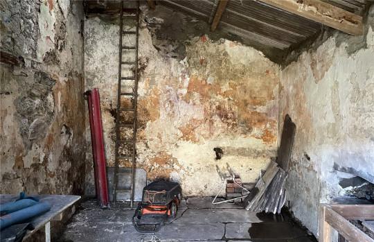 inside snowdonia farmhouse for sale