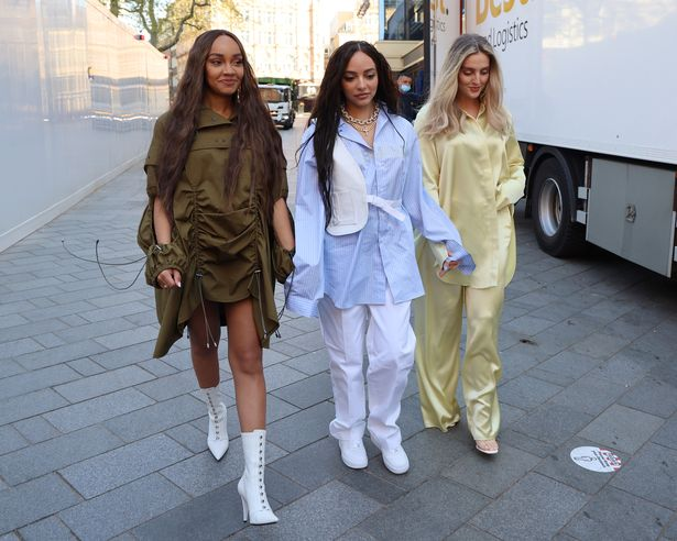 Leigh-Anne, Jade and Perrie are the new Little Mix
