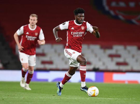 Martin Keown criticises Arsenal duo Thomas Partey and Martin Odegaard in Villarreal loss