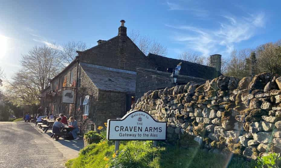 Craven Arms Appletreewick exterior
