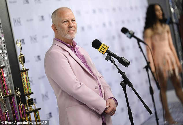 Defense:Ryan Murphy (pictured) defended the weight loss and lauded her transformation