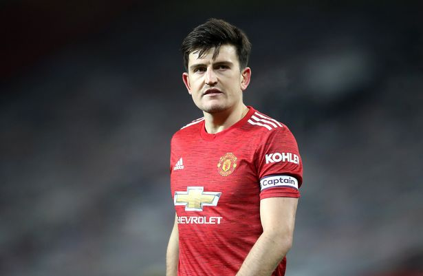 Harry Maguire has been a stalwart in defence for Manchester United over the last two seasons