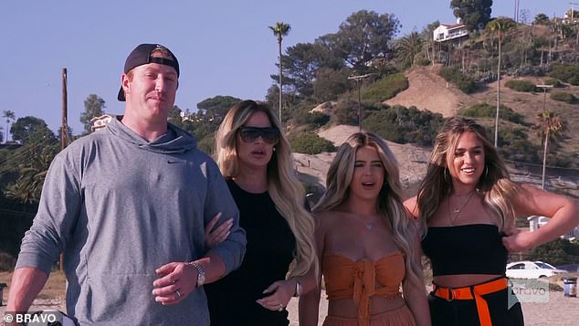 Not coming back: The show documents the hijinks of their chaotic daily lives, and now production sources say it will not be back for a ninth season on Bravo, according to TMZ