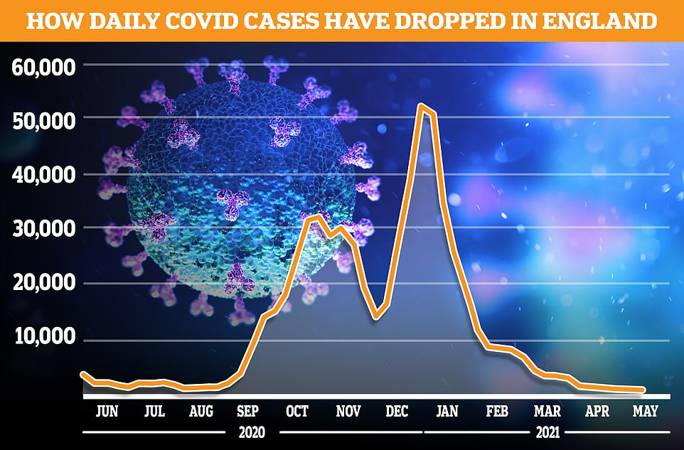 The Covid Symptom Study estimated the number of people in England developing illness each day is stable at around 750