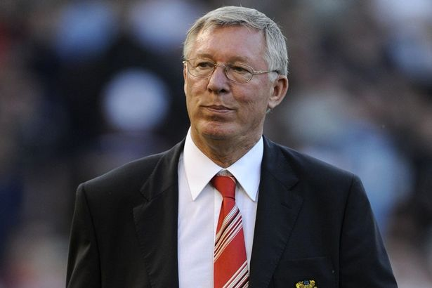Sir Alex Ferguson was in charge the last time United faced such a tough schedule