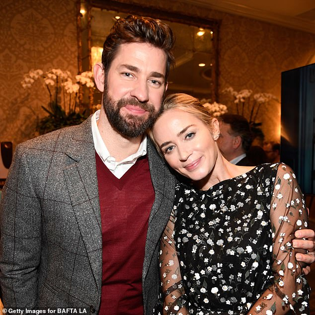 More to come? Negotiations continue, and Hollywood's ongoing obsession with sequels means the studio likely wants the two to make a third Quiet Place film; seen in 2019 in LA