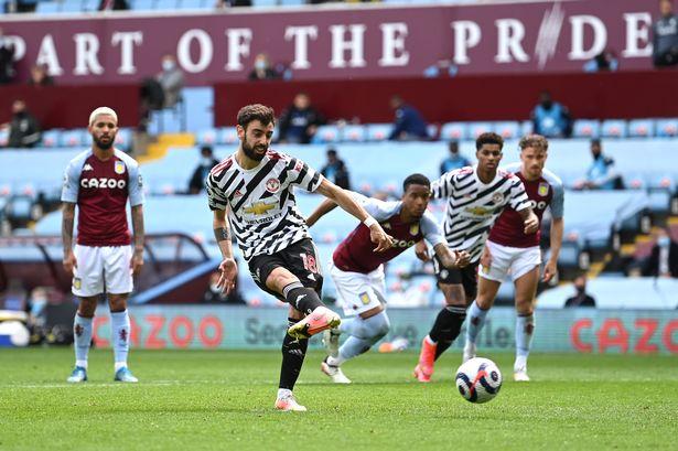 Bruno Fernandes level the scores