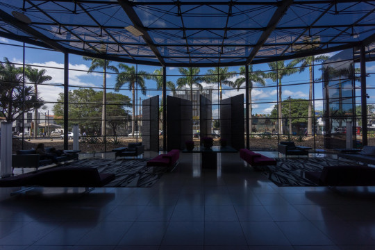 JJANGX Lobby Hotel Unique, Sao Paulo, Brazil