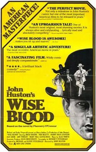 While the tsantsa was eventually placed in storage and forgotten, it was first loaned to the production team of John Huston's 1979 black-comedy/drama film, 'Wise Blood' (pictured), which was filmed in Macon, Georgia, close to the Mercer campus. The tsantsa is visible in several scenes and was handled by various actors throughout the production